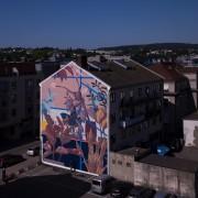 Fasade Voldgt 5 - Pastel fd - Akershus Kunst Senter