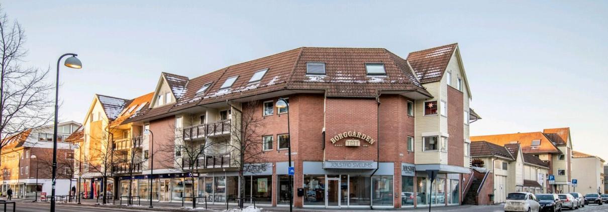 bilde Borggården