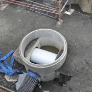 20-05-12 kum med strømpe